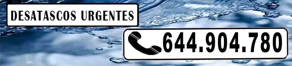Desatascos Murcia Urgentes