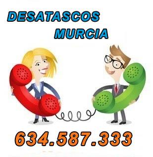 desatasco en Murcia