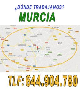estamos en Murcia
