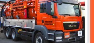 camion desatascos Murcia